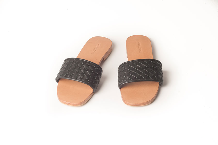 Tikar Black Slide